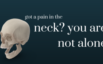 Got a Pain in the Neck? You Are Not Alone!